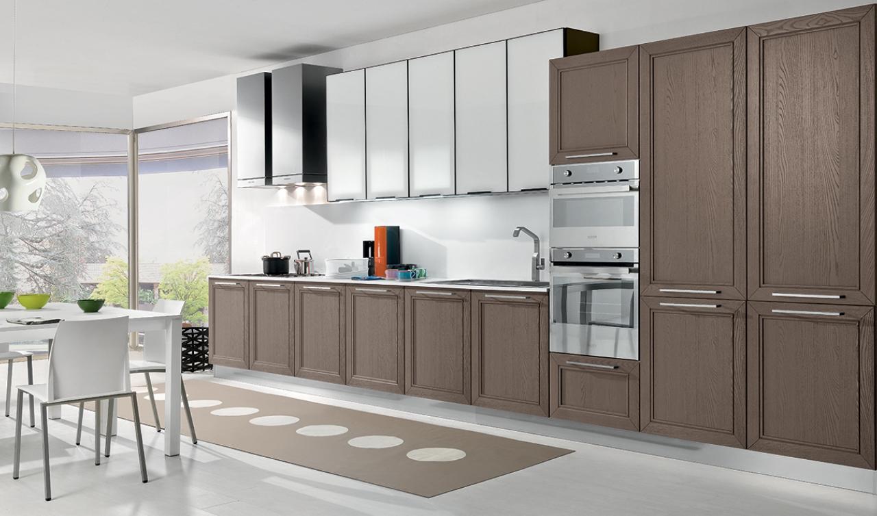 Modern Kitchen Arredo3 Itaca Model 04 - 02