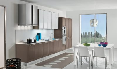 Modern Kitchen Arredo3 Itaca Model 04 - 04
