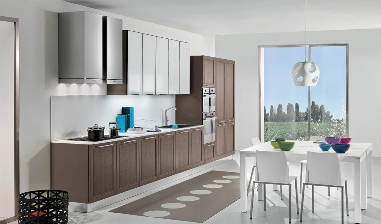 Modern Kitchen Arredo3 Itaca Model 04 - 04