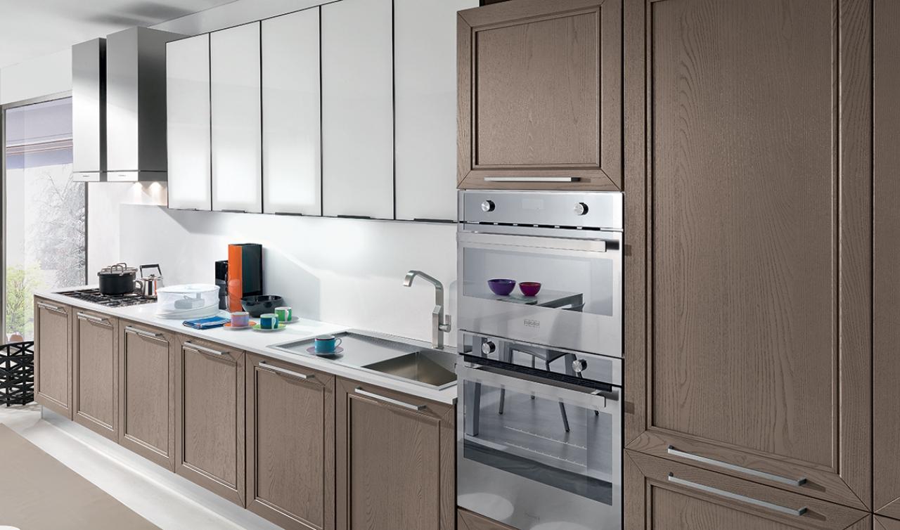 Modern Kitchen Arredo3 Itaca Model 04 - 05