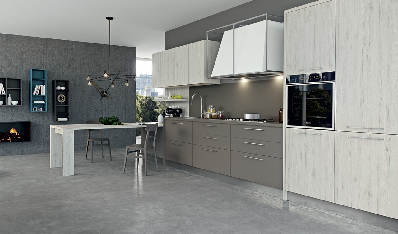Casa Interior Catalog Arredo3 Modern Kitchen Kali