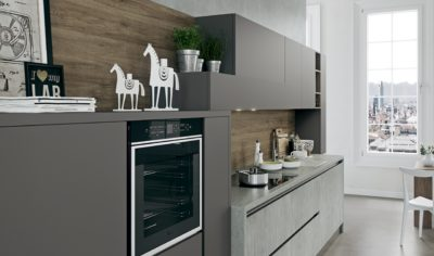 Modern Kitchen Arredo3 Time Model 05 - 02