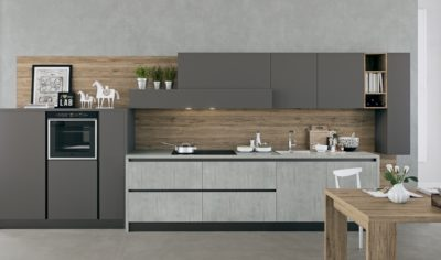 Modern Kitchen Arredo3 Time Model 05 - 05