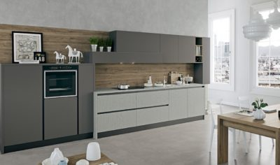 Modern Kitchen Arredo3 Time Model 05 - 06