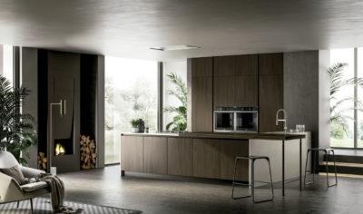 Modern Kitchen Arredo3 Kali Model 1