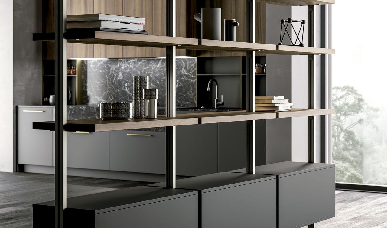 Modern Kitchen Arredo3 Kalì Model 2