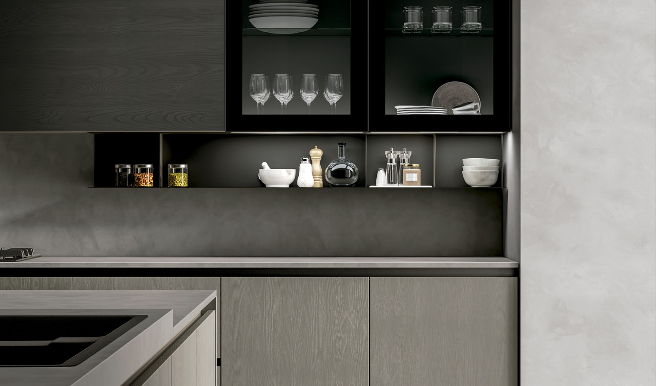 Modern Kitchen Arredo3 Kali Model 3