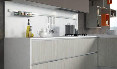 Modern Kitchen Arredo3 Linea Model 01 - 02