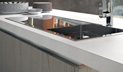 Modern Kitchen Arredo3 Linea Model 01 - 03