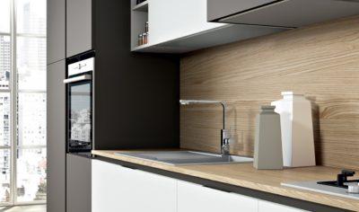 Modern Kitchen Arredo3 Linea Model 02 - 02