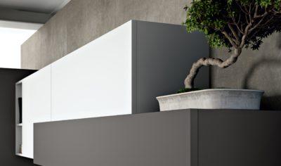Modern Kitchen Arredo3 Linea Model 02 - 03