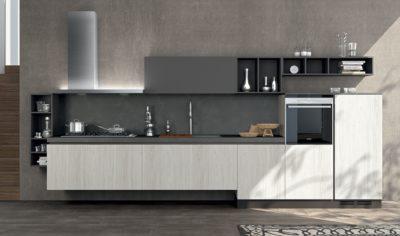 Modern Kitchen Arredo3 Linea Model 03 - 02