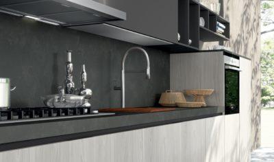 Modern Kitchen Arredo3 Linea Model 03 - 03