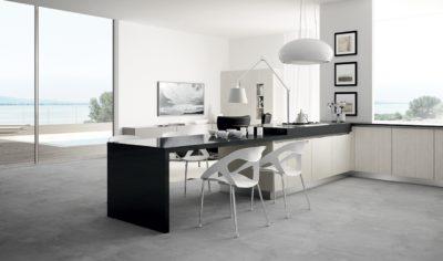 Modern Kitchen Arredo3 Linea Model 04 - 02