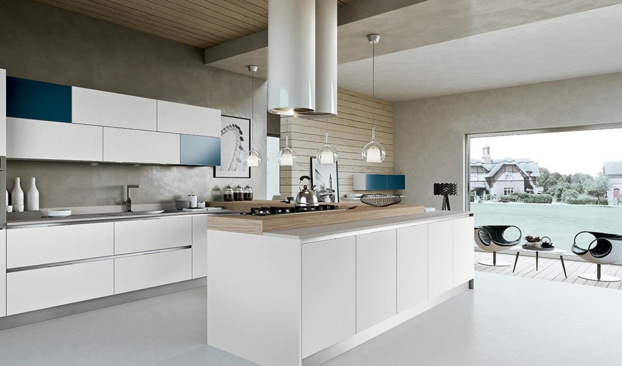 Modern Kitchen Arredo3 Linea Model 05