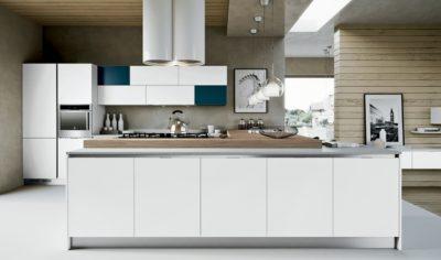 Modern Kitchen Arredo3 Linea Model 05 - 02