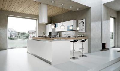 Modern Kitchen Arredo3 Linea Model 05 - 03