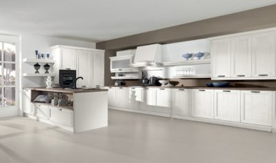 Classic Kitchen Arredo3 Opera Model 01 - 01
