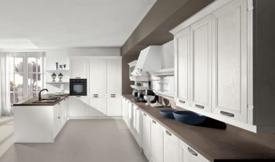 Classic Kitchen Arredo3 Opera Model 01 - 02