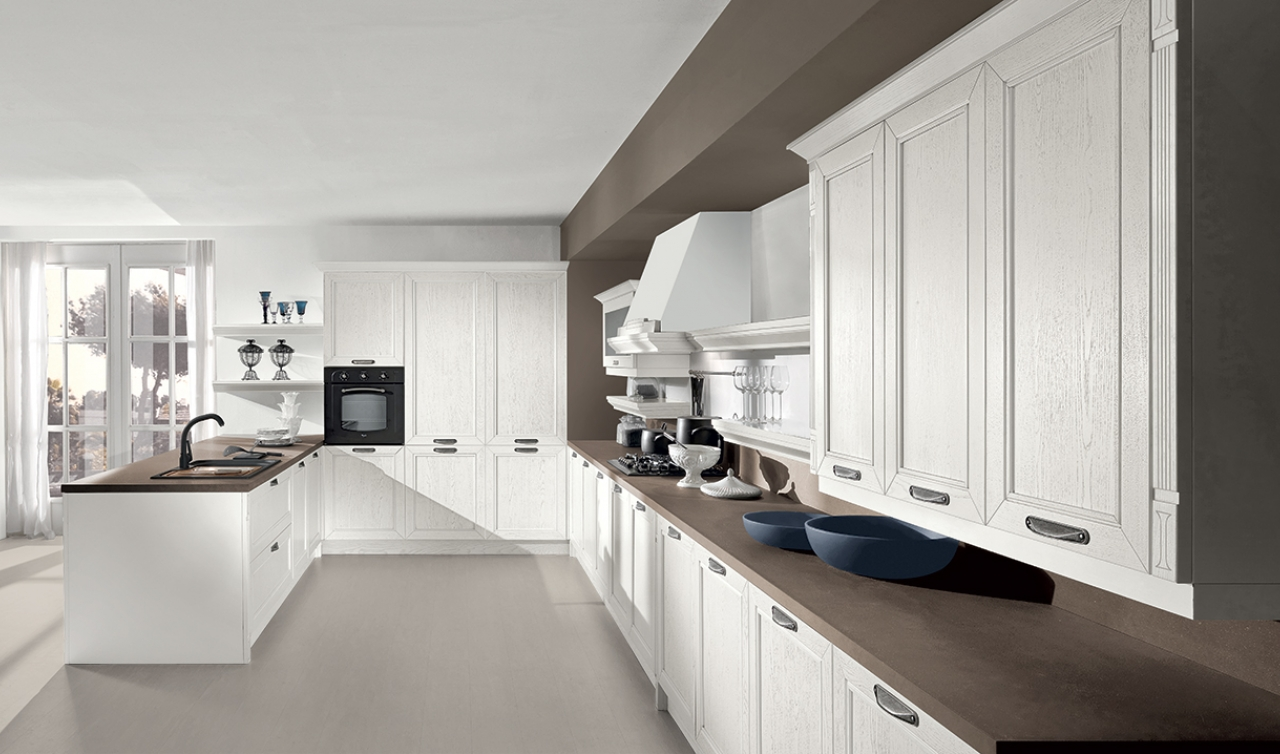 Classic Kitchen Arredo3 Opera Model 01 - 02
