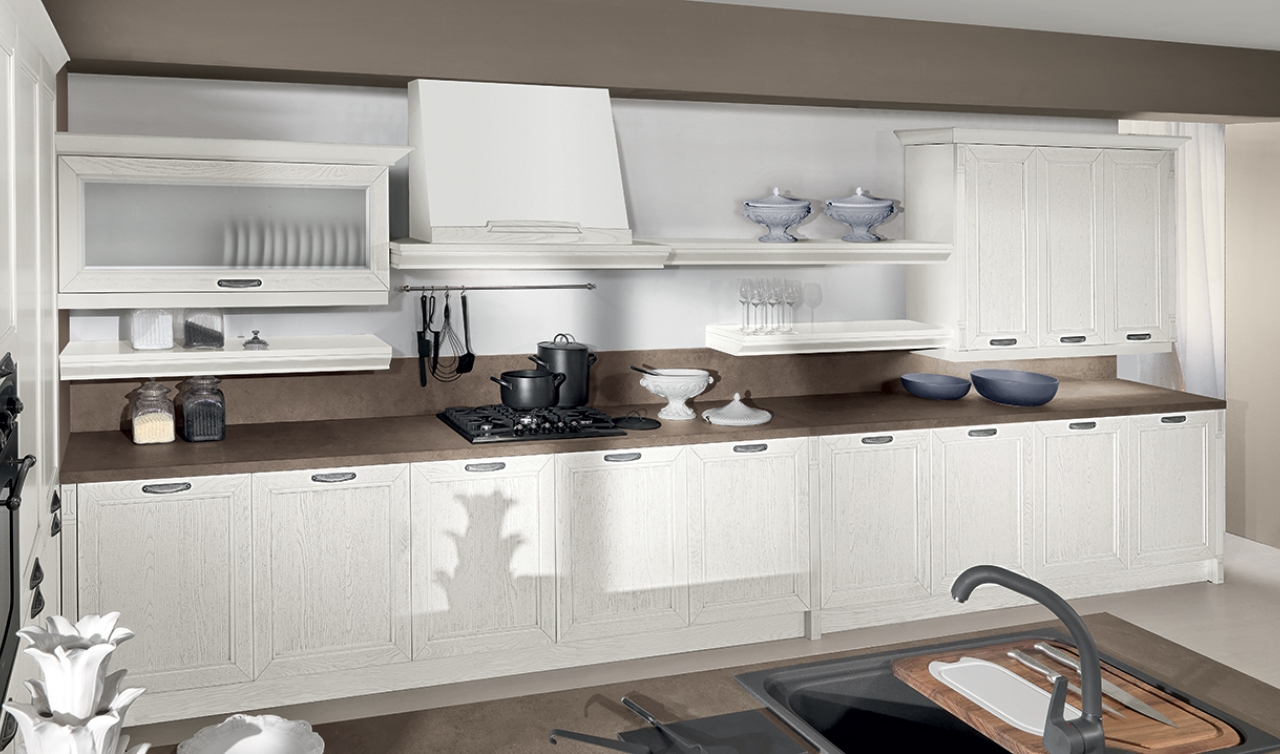 Classic Kitchen Arredo3 Opera Model 01 - 03