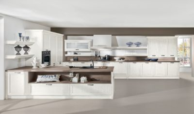 Classic Kitchen Arredo3 Opera Model 01 - 04