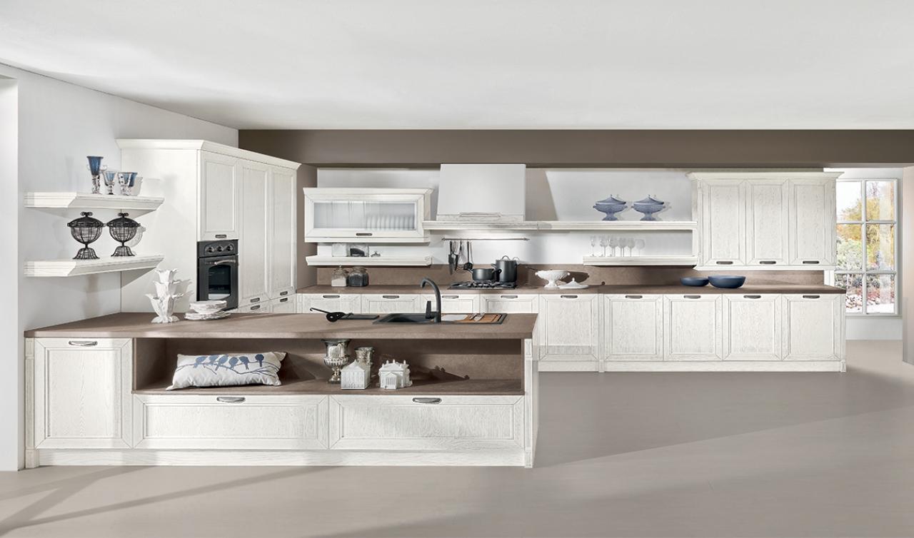 Classic Kitchen Arredo3 Opera Model 01 - 04