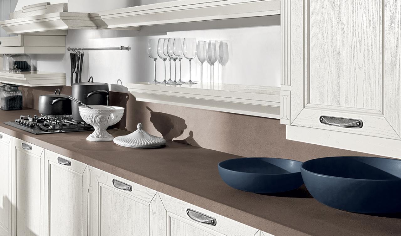 Classic Kitchen Arredo3 Opera Model 01 - 05