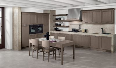 Classic Kitchen Arredo3 Opera Model 02 - 01