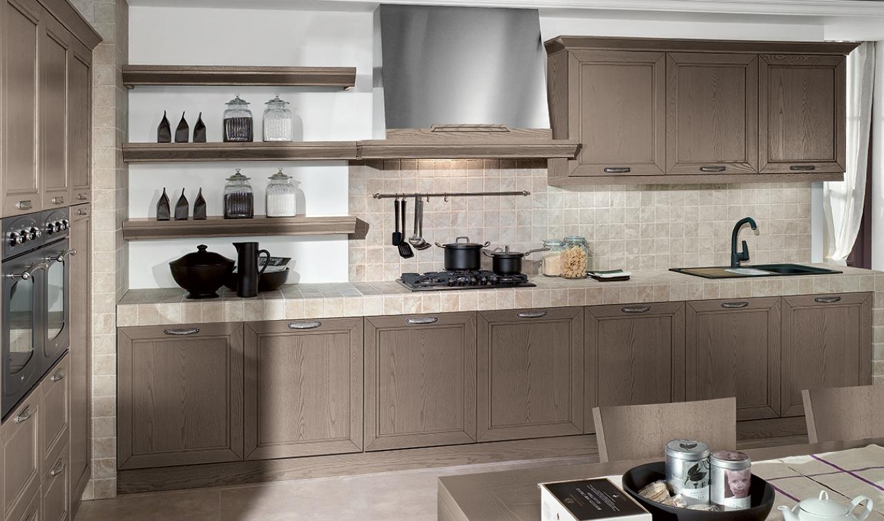 Classic Kitchen Arredo3 Opera Model 02 - 02