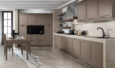 Classic Kitchen Arredo3 Opera Model 02 - 03