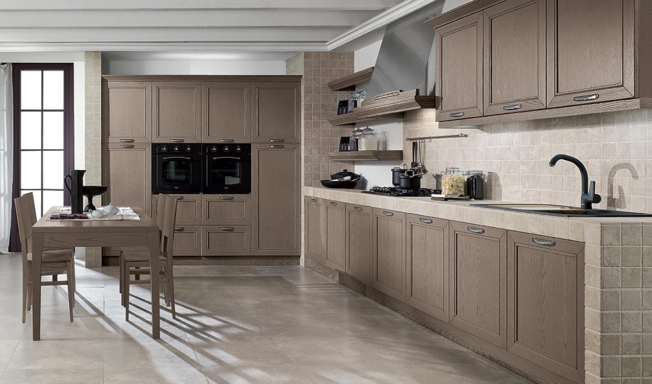 Classic Kitchen Arredo3 Opera Model 02 - 03