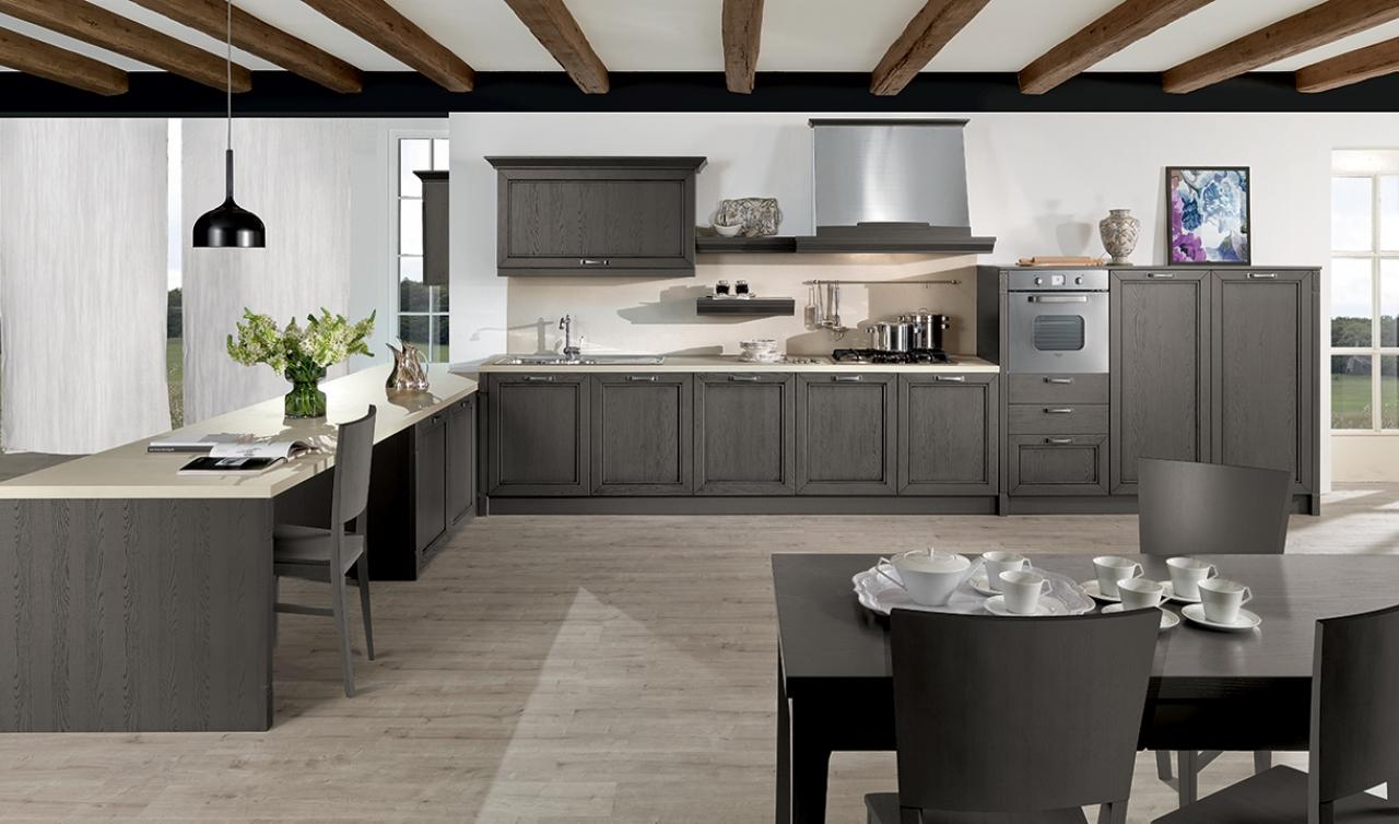 Classic Kitchen Arredo3 Opera Model 03
