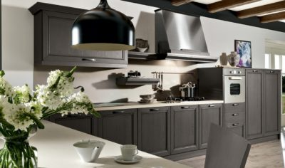 Classic Kitchen Arredo3 Opera Model 03 - 02