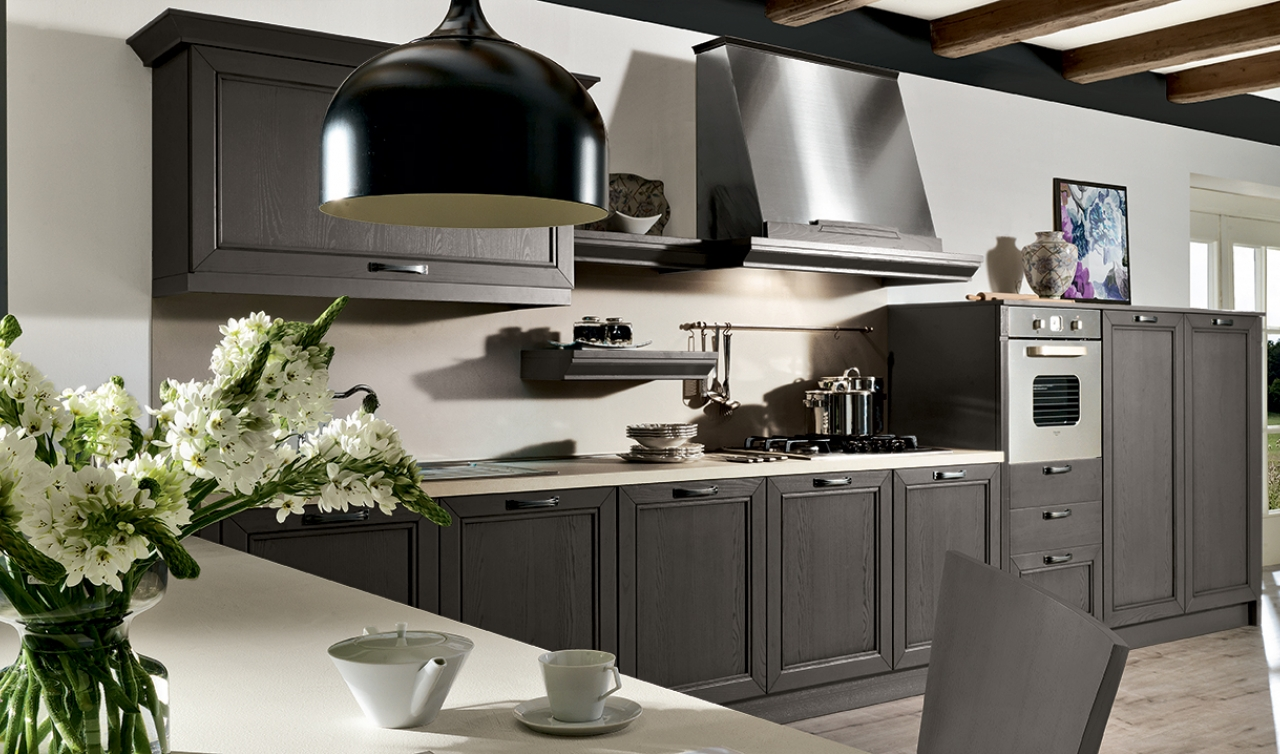 Classic Kitchen Arredo3 Opera Model 03 - 02