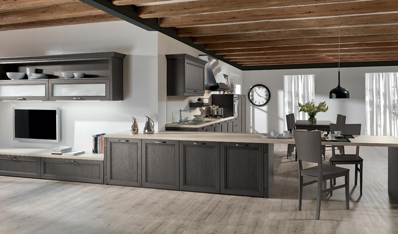 Classic Kitchen Arredo3 Opera Model 03 - 03