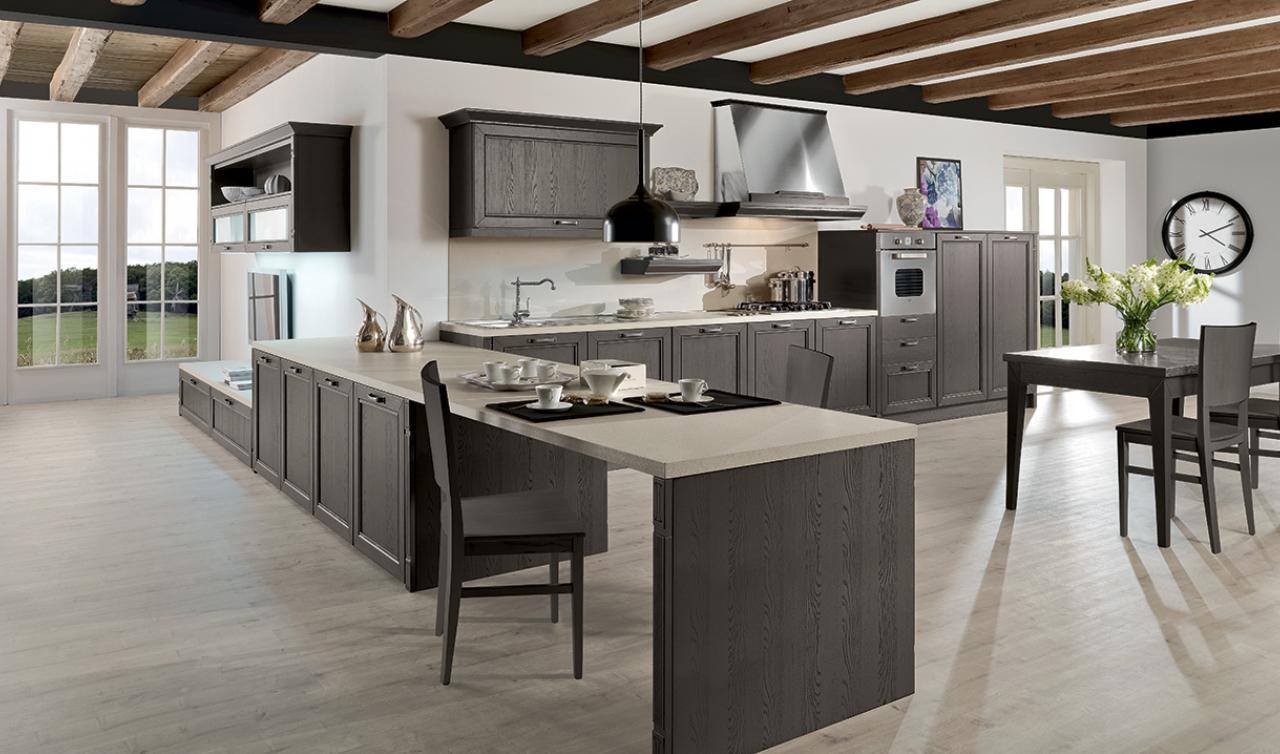 Classic Kitchen Arredo3 Opera Model 03 - 04