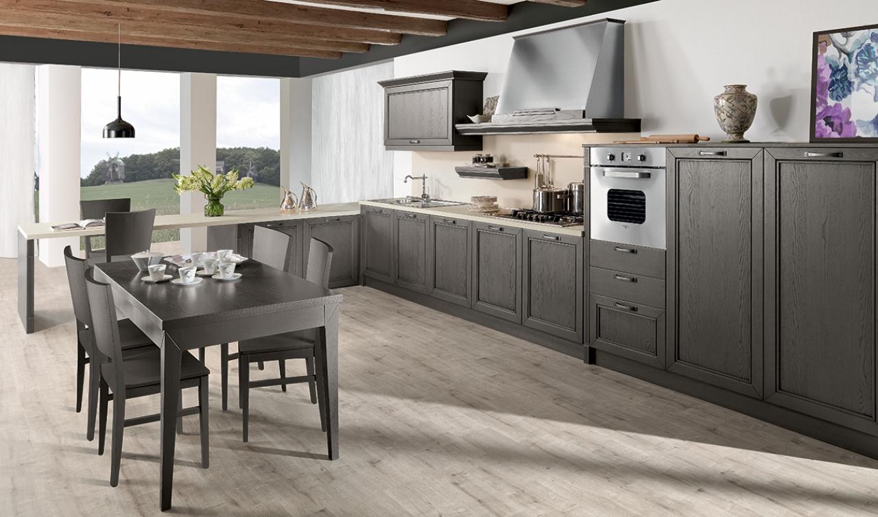 Classic Kitchen Arredo3 Opera Model 03 - 05