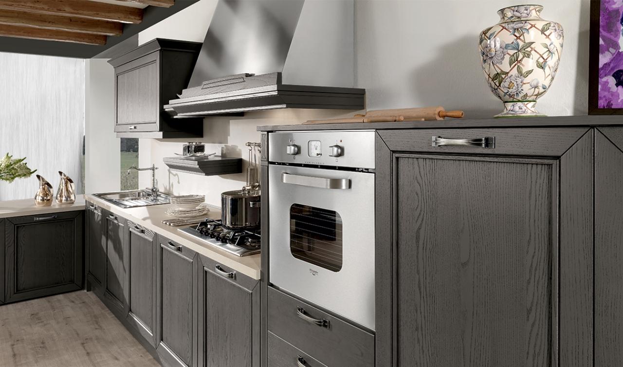 Classic Kitchen Arredo3 Opera Model 03 - 06