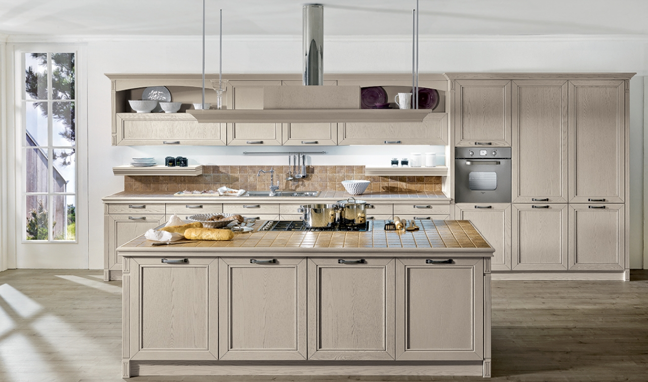 Classic Kitchen Arredo3 Opera Model 04