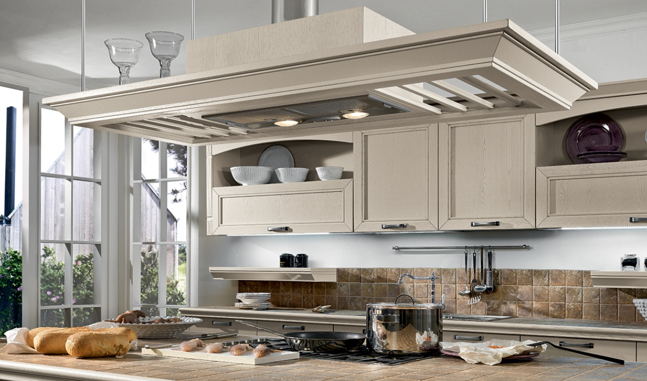 Classic Kitchen Arredo3 Opera Model 04 - 02