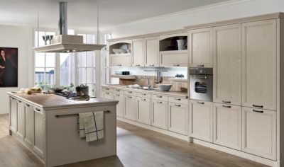 Classic Kitchen Arredo3 Opera Model 04 - 05