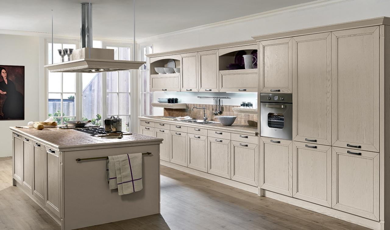 Classic Kitchen Arredo3 Opera Model 04 - 05