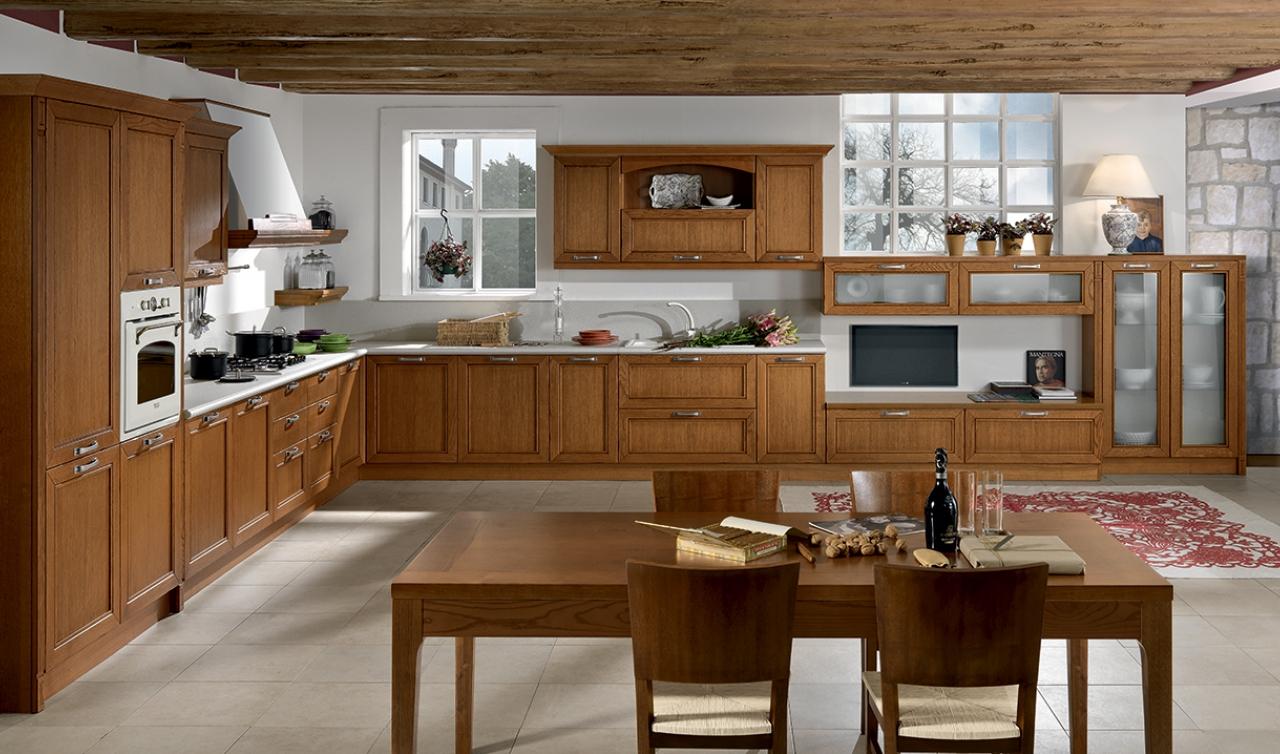 Classic Kitchen Arredo3 Opera Model 05