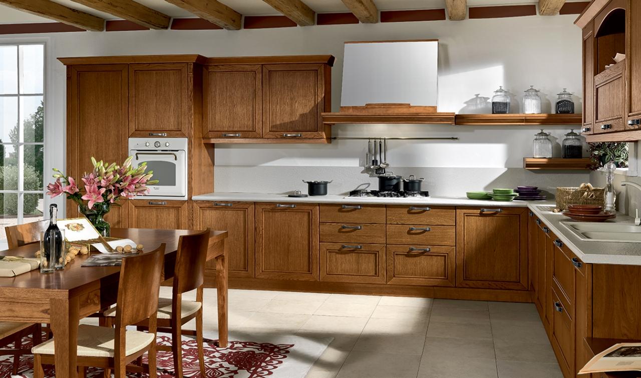Classic Kitchen Arredo3 Opera Model 05 - 03