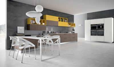 Modern Kitchen Arredo3 Pentha Model 01 - 03