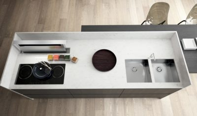 Modern Kitchen Arredo3 Pentha Model 02 - 02