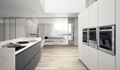 Modern Kitchen Arredo3 Pentha Model 02 - 03