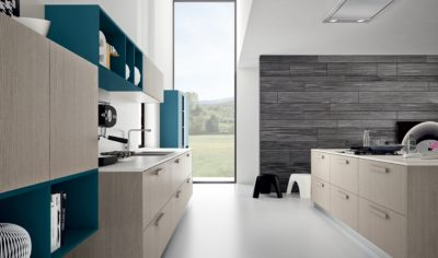 Modern Kitchen Arredo3 Pentha Model 03 - 02