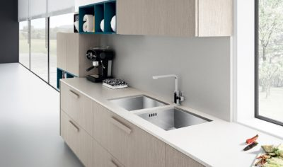 Modern Kitchen Arredo3 Pentha Model 03 - 03